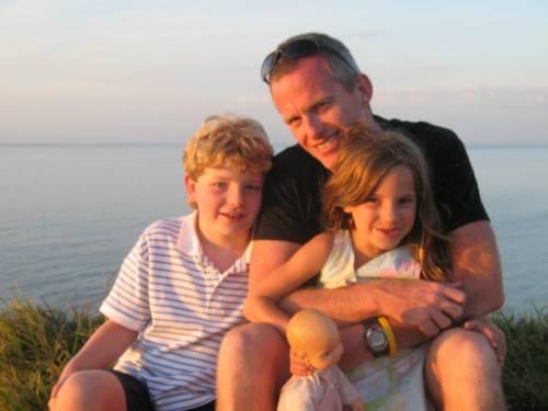 Grateful for my children's good health